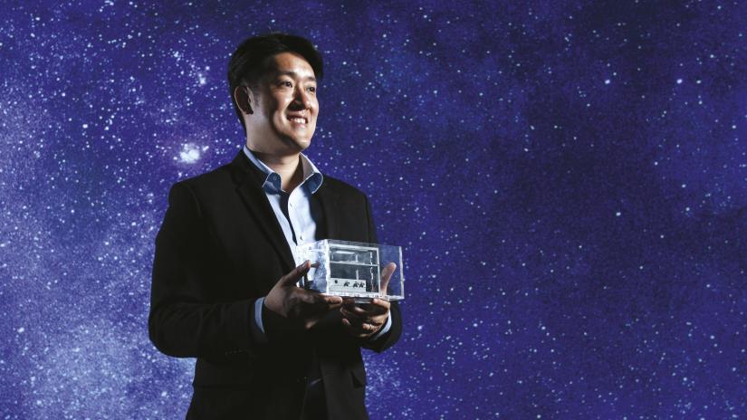 Dr Joshua Chou, Researcher