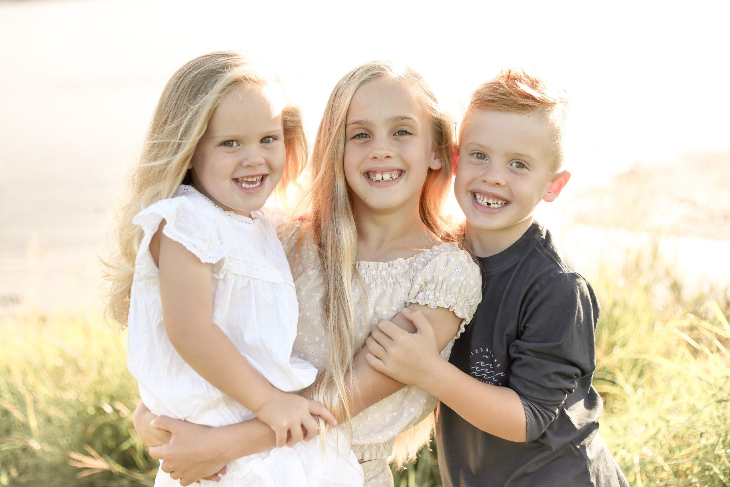 Emma's three children