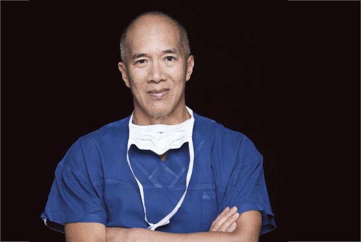 Dr Charlie Teo, Neurosurgeon