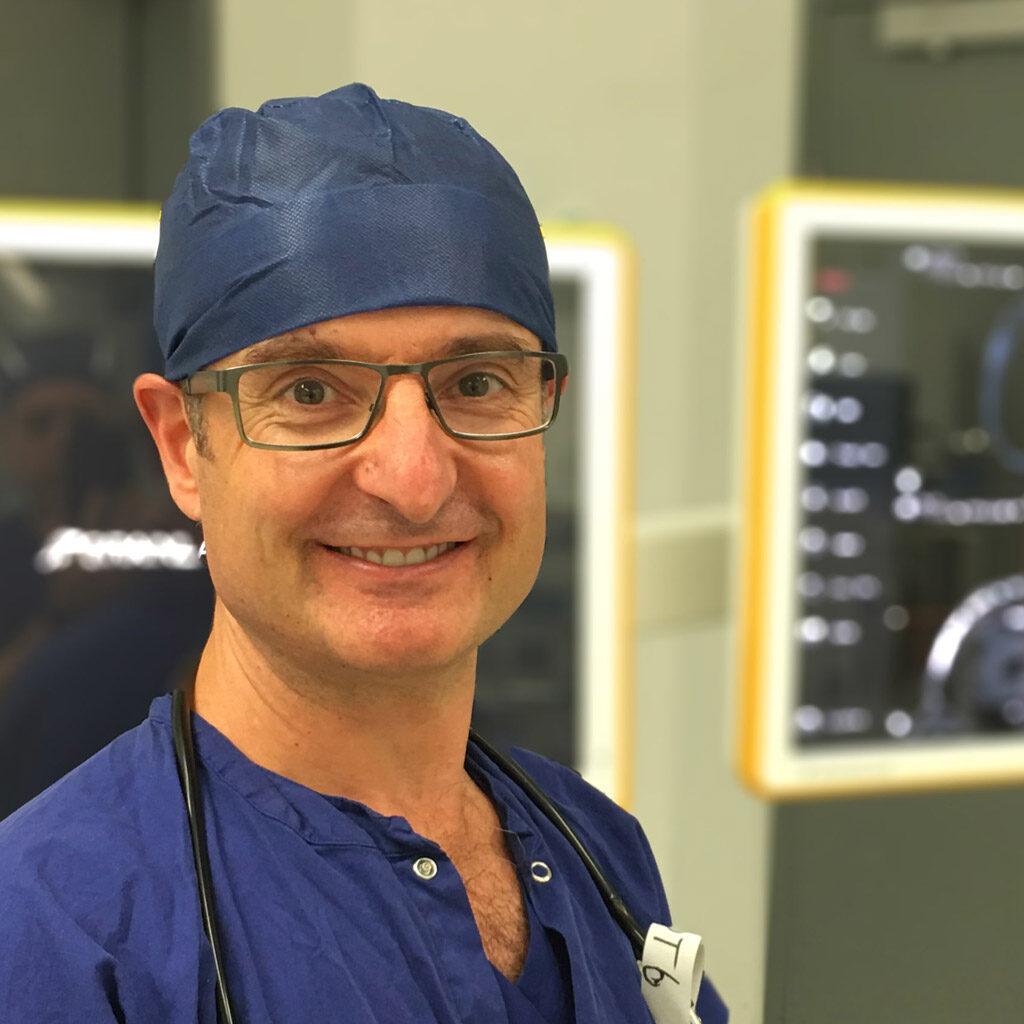 Dr Harry Koumoukelis, Neuro-Anaesthetist